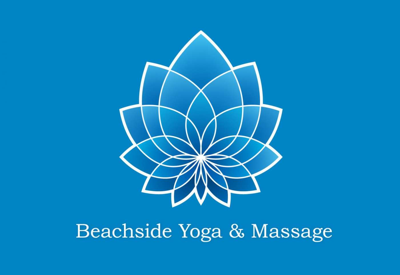 Branding for Beachside Yoga & Massage