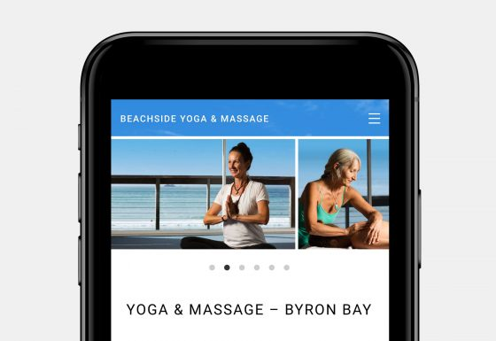 Beachside Yoga & Massage